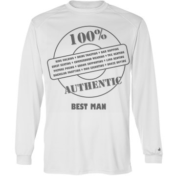 Authentic Best Man