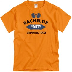 Bachelor Party Drinking Team