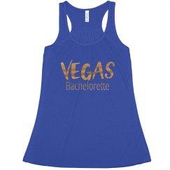 Gold Vegas Bachelorette Party