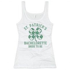 Irish Bachelorette Bride To Be