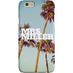 Palm Tree Hollywood Mrs