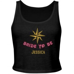 Bride to Be Xmas Tank Top