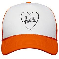 Trucker Hats for Bride