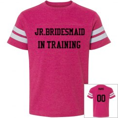 JR BRIDEMAID TEAM