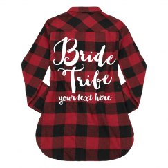 Custom Cozy Bride Tribe Design