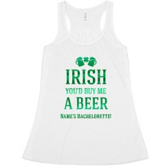 Irish Buy Me Beer Bachelorette