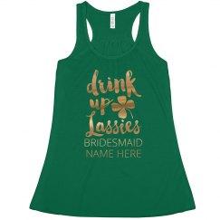 Drink Up St. Patrick's Bachelorette
