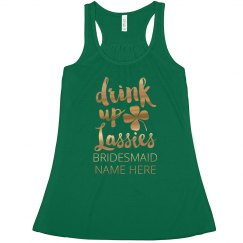 Drink Up St. Patrick's Bachelorette