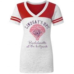 Ballpark Bachelorette Tee