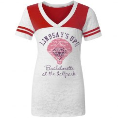 Ballpark Bachelorette Tee