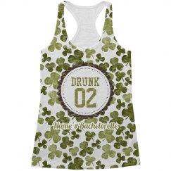 St. Patrick's Bachelorette Drunk 2