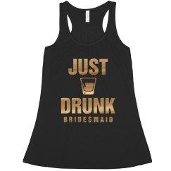 Metallic Drunk Bachelorette 2