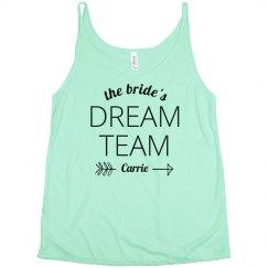 Bride's Dream Team