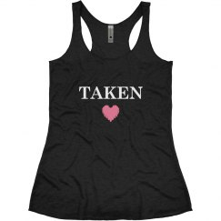 This Girl Is Taken Fun Wifey Tee