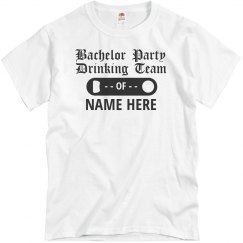 Bachelor Party Tee