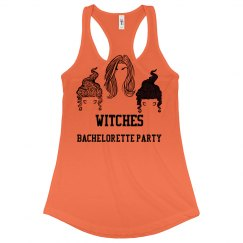 Witches Bachelorette Party Halloween