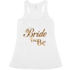 Golden Bride To Be