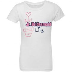 Junior Bridesmaid Tee
