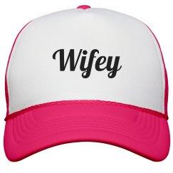 Wifey cap