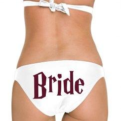 Hogwarts Bride