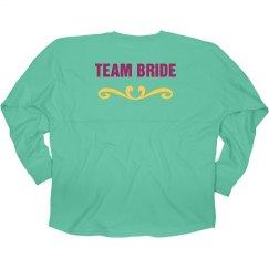 Team Bride Jersey