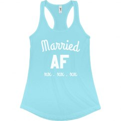 Married AF Custom Tank