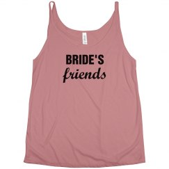 Bride's  Friends Tank Top