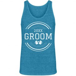 Custom Groom Bachelor Party Tank