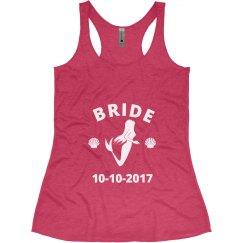 Mermaid Bride Bachelorette