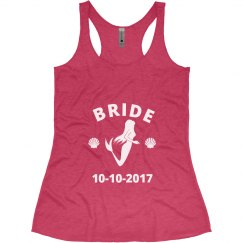 Mermaid Bride Bachelorette