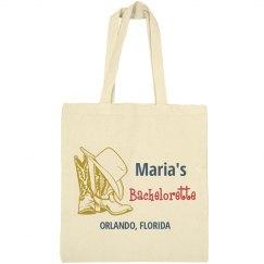 Bachelorette Party Tote Bag