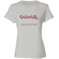 Bridechilla Tee  tm