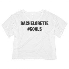 Bachelorette Party Goals