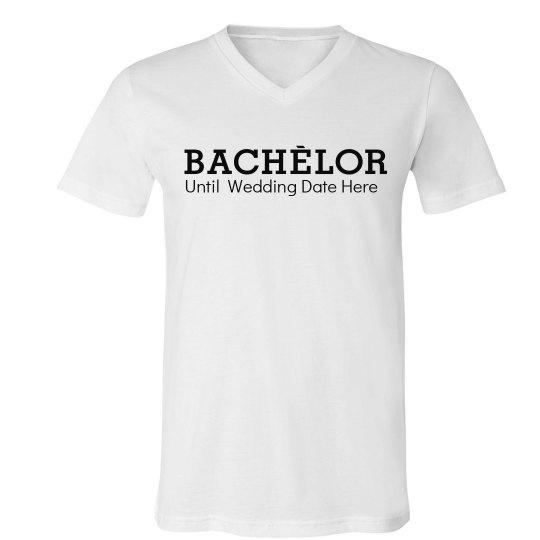 Bachelor Until (Customize
