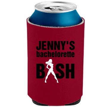 Bachelorette Bash Can