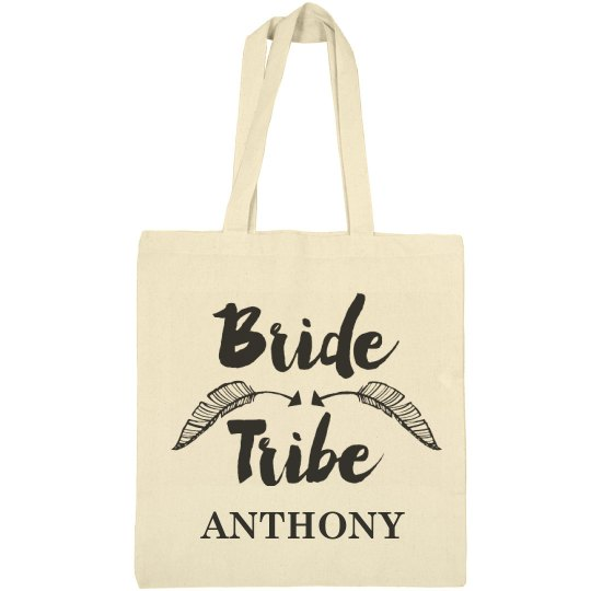 Bachelorette Bride Tribe Anthony