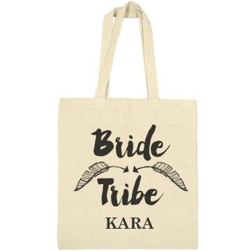 Bachelorette Bride Tribe Kara
