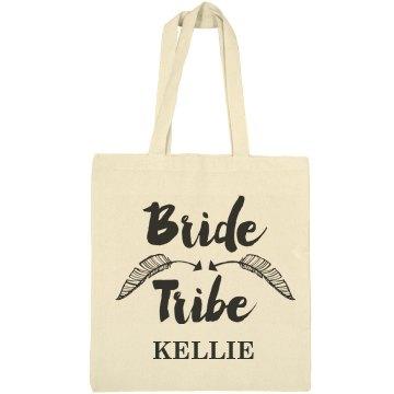 Bachelorette Bride Tribe Kellie