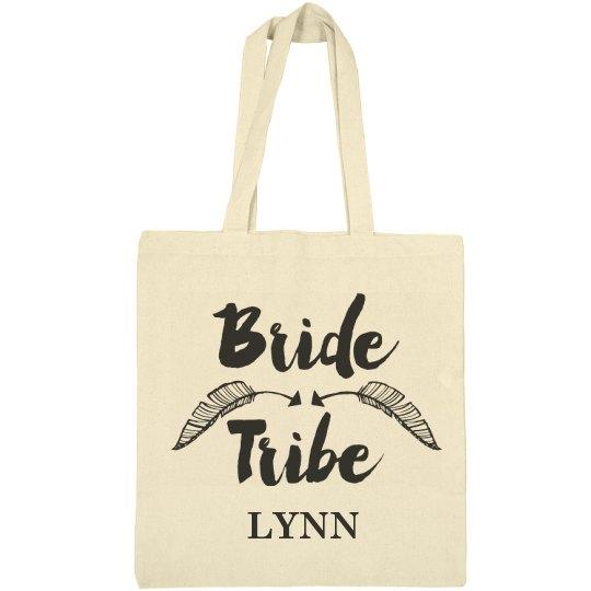 Bachelorette Bride Tribe Lynn