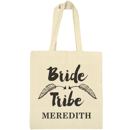 Bachelorette Bride Tribe Meredith