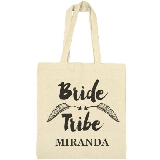 Bachelorette Bride Tribe Miranda