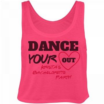 Bachelorette Dance Party