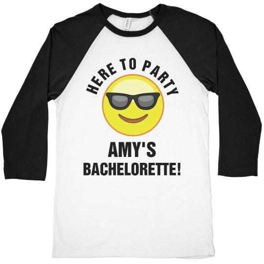 Bachelorette Emoji
