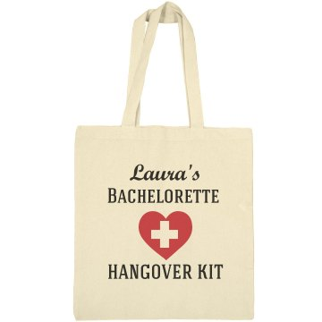 Bachelorette Hangover Kit
