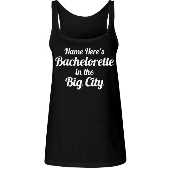 Bachelorette In The City
