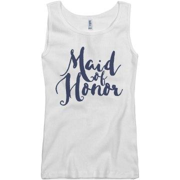 Bachelorette Maid Honor