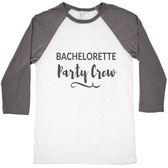 Bachelorette Party Crew