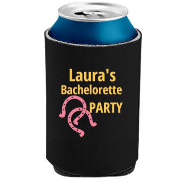 Bachelorette Party Koozie