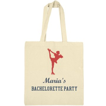 Bachelorette Party Tote Bag