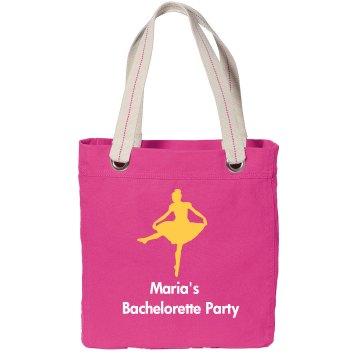 Bachelorette Party Tote Bags